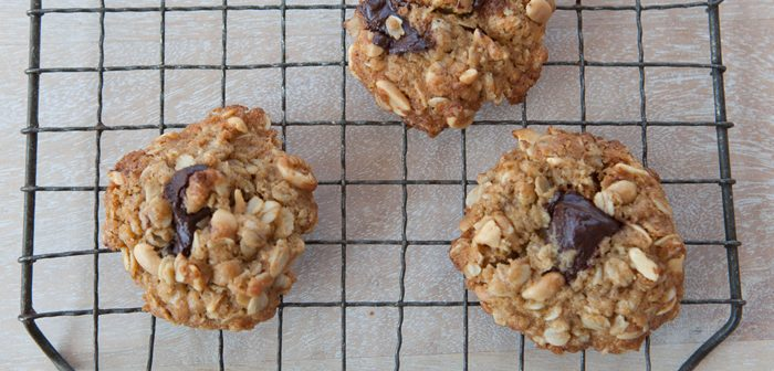 cookies, real food cookbook