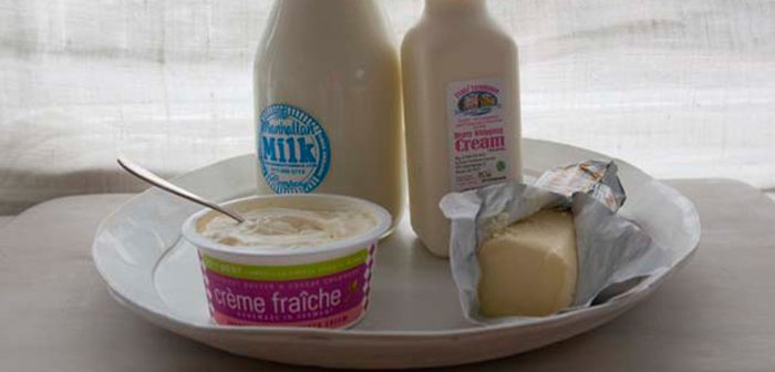 milk cream butter, nina planck, real food