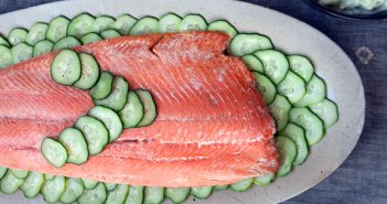 wild salmon, nina planck, real food