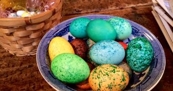Martha's Easter Eggs